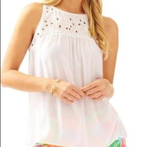 5c818cf629 ... Lilly Pulitzer Flutter Top XS